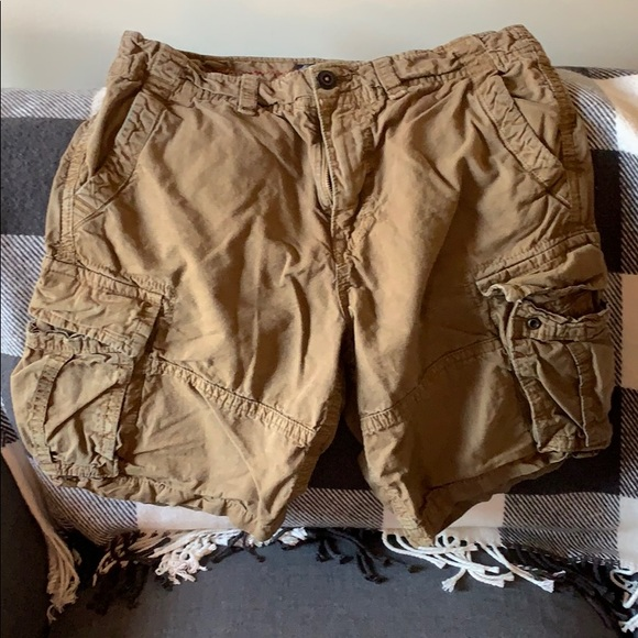 4b1a3f2c67 American Eagle Outfitters Shorts | Mens Cargo | Poshmark